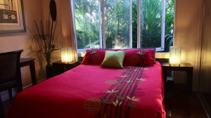 Brisbane Homestay offers a queen bedroom and ensuite